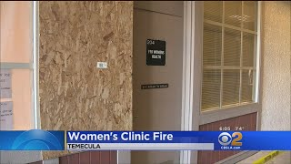 Fire At Temecula Women