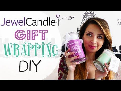 Jewel Candle Pacchetto regalo + codice sconto! - Jewel candle gift box