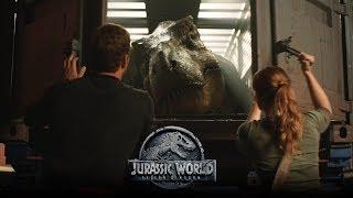 Jurassic World: Fallen Kingdom - Trailer Thursday (Awesome) (HD)