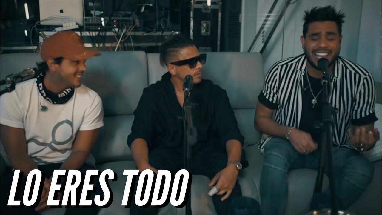 LO ERES TODO (LIVE) - Ronald Borjas, Víctor Muñoz, Servando, Oscarcito y Yasmil Marrufo