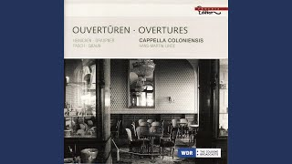 Overture Suite In C Major Gwv 409 Ii Menuet
