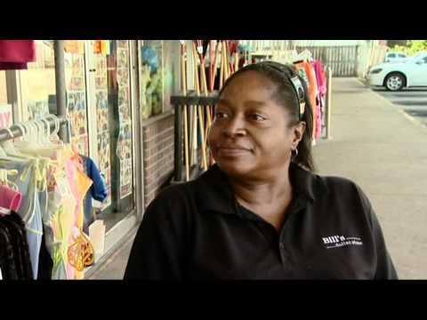 Alabama town battles high unemployment rate