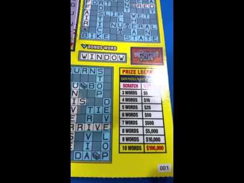 Mi$$ouri  Pay$ ($5 Double Triple Crossword)