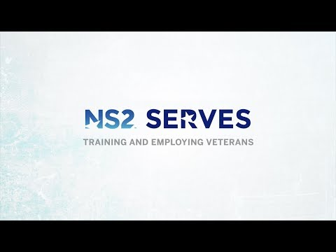 NS2 Serves | Training & Employing Our Veterans 2017