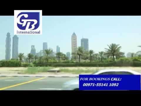 G B International Luxury Bus Retnal Dubai