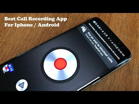 Best Call Recording App For Iphone / Android - Fliptroniks.com