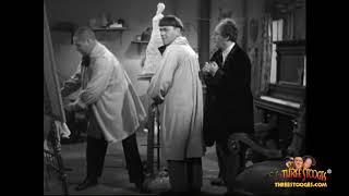 The Three Stooges: Wee Wee Monsieur