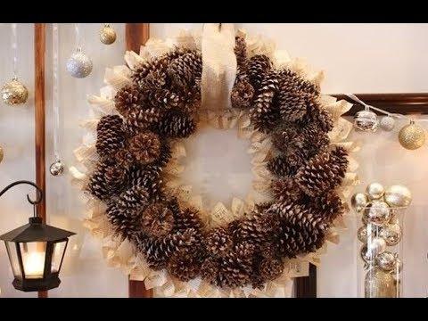 Pine Cone Christmas ideas
