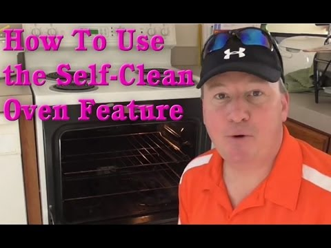 How To Self-Clean Your Oven or Stove