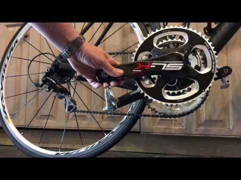 Specialized Tarmac Crank upgrade bb30 to FSA SL-KBB386 N-11 Crankset Carbon lighter than dura-ace
