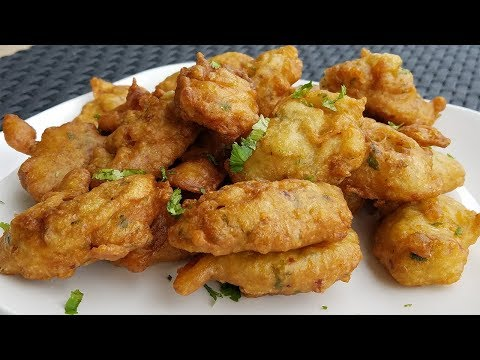 How to make tasty and crispy Chayote Bacon Fritters| Recette Marinad militon