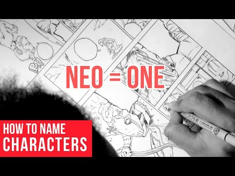 Naming Your Characters: 16 Smart Tips