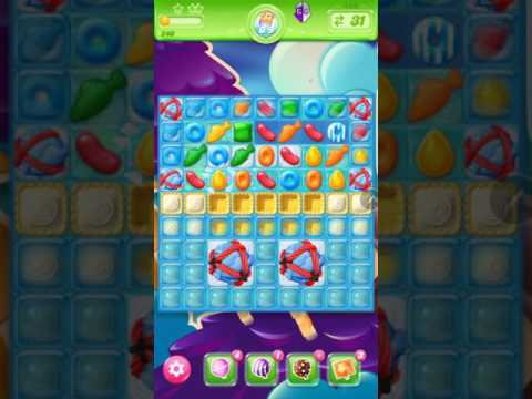 Unlimited lifes Candy Crush Jelly saga with game guardian