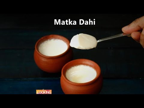 Matka Dahi   Homemade Curd (Yogurt) Recipe