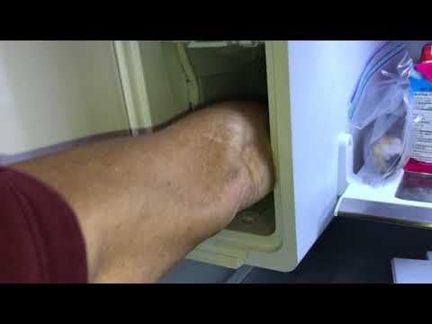 Fixing a Samsung Refrigerator with Excessive Ice Room Frosting