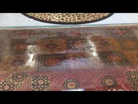 Rug Washing by Zimmerman Carpet & Rug Cleaners