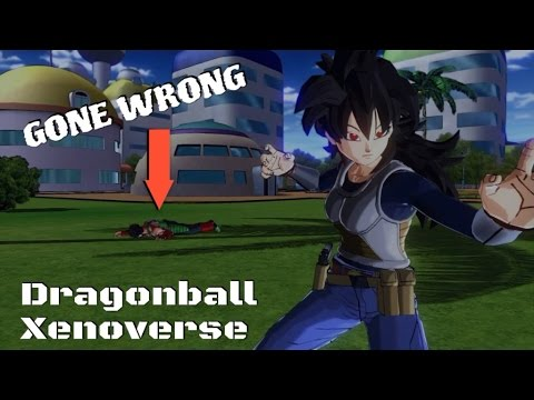 Body Change GONE WRONG   Dragonball Xenoverse Online Match   (Beat: level 81)