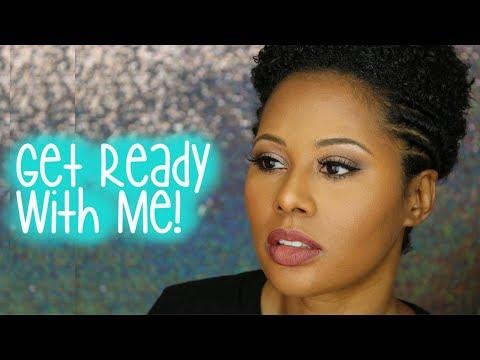 Get Ready With Me (Makeup Only)
