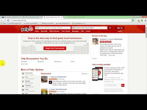 How To Setup A Yelp Business Listing For Local SEO