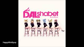 [Full Audio/MP3 DL] DalShabet - Be Ambitious HD