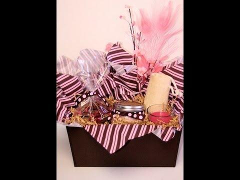 DIY: Cute Spa Gift Basket | ShowMeCute