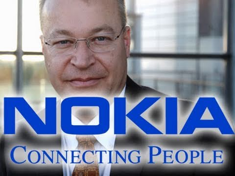 Stephen ELOP new CEO of Nokia - Press Conference - 10th of Sept 2010