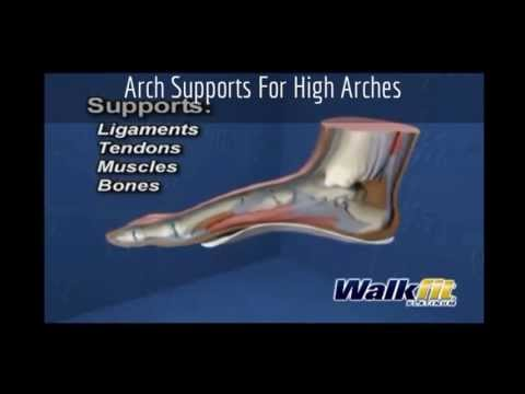Arch Supports For High Arches