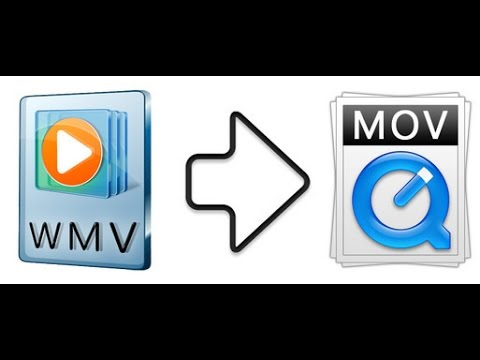 How to Convert .wmv to .mp4 on Mac for free.