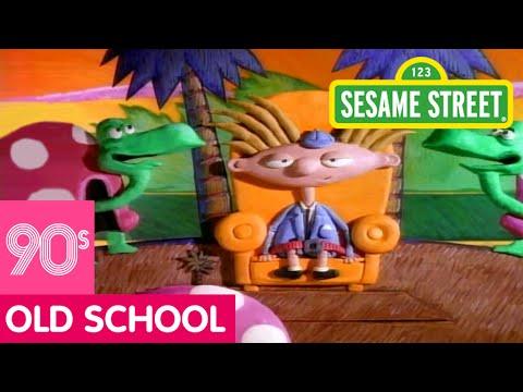 Sesame Street: Arnold Uses His Imagination