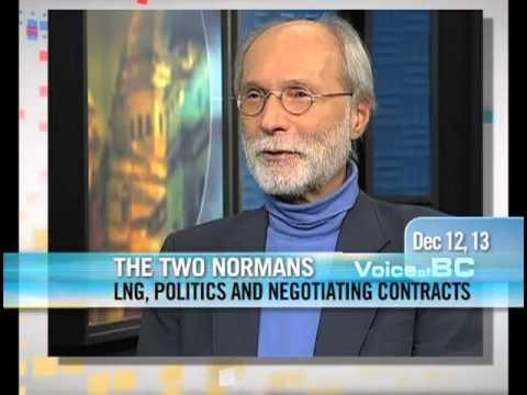 Norman Spector - LNG, Politics and Negotiating Contracts