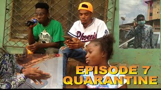 THE QUARANTINE (STAY AT HOME) || JAYCEZZY COMEDY SKIT EP.7