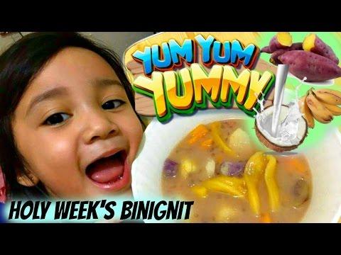 how to cook Binignit/Ginataang Halo-Halo