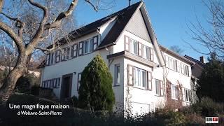 WOLUWE SAINT PIERRE : Magnifique maison bel étage entre Sainte-Alix et la Place Dumon