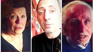 GAD ELMALEH | Avec Ses Parents chez Lui | Mort de Rire 2018