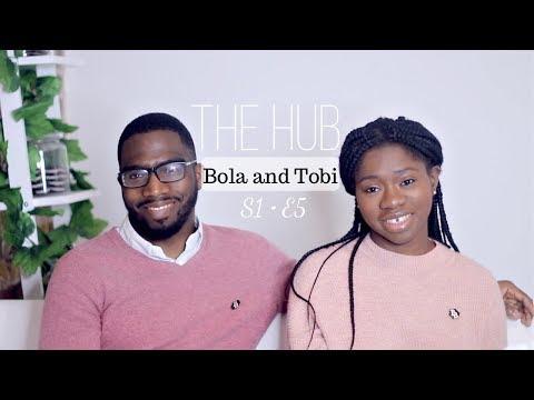 Tobi and Bola: Black ballad U.K. - Online Media Platform | The Hub S1E5