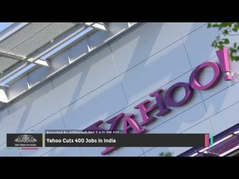 Yahoo Cuts 400 Jobs In India - TOI