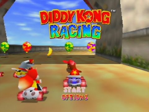 Diddy Kong Racing - Intro Video