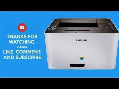 Samsung C410w Printer setup - Google Cloud Printer Selmateacher7