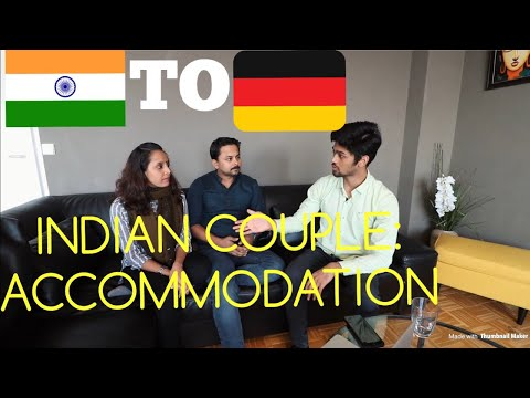 INDIAN COUPLE: HOW TO FIND AN ACCOMMODATION IN BERLIN?