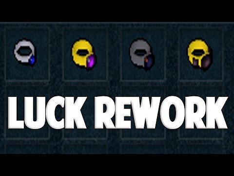 Runescape 2017 | LUCK REWORK!