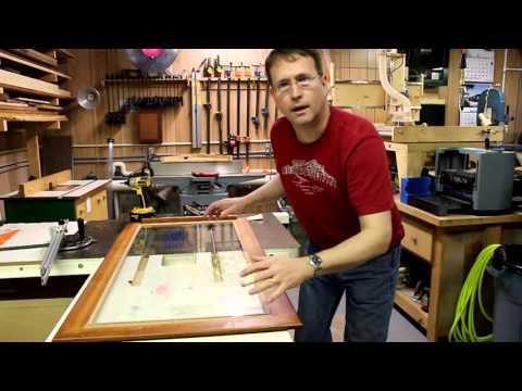Shadow Box - Wassell Woodworking