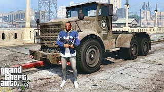 GTA 5 REAL LIFE CJ MOD #105 - NOT AGAIN TREVOR!!!(GTA 5 REAL