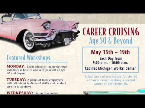 Career Cruising for Workers 50 and Older