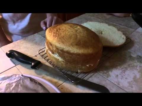 Episode 5- How to Make a Football Cake