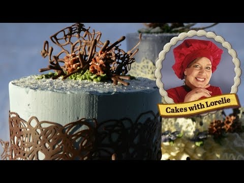 Winter Cake Ideas with Lorelie