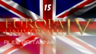 Europa Universalis Iv Büyük Britanya 15.bölüm