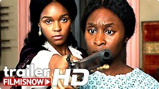 HARRIET Trailer (2019) | Cynthia Erivo, Harriet Tubman Biopic Movie