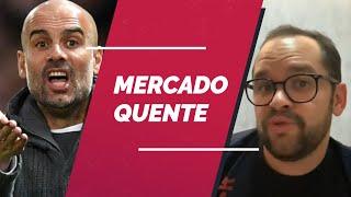 GUARDIOLA FORA DO CITY, COUTINHO FORA DO BARÇA? | MERCADO DA BOLA