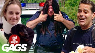 Best of Disgusting Pranks Vol. 5 | Just For Laughs Compilation
