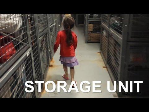 CONDO STORAGE UNIT | vlog 115